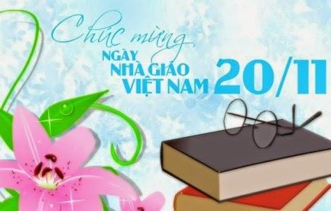 Lời chúc 20-11 tặng thầy cô nhân dịp ngày nhà giáo Việt Nam hay và ý nghĩa nhất -1