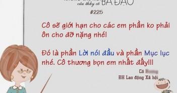 Những câu nói bất hủ của thầy cô giáo nhân ngày nhà giáo Việt Nam 20-11-2015 -