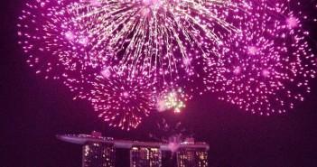 Những hình ảnh pháo hoa đẹp nhất thế giới đón chào năm mới 2016 -3