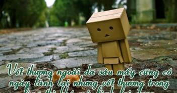 Stt buồn khóc khi thất tình cô đơn lạc lõng facebook -1