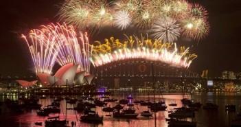 Địa điểm bắn pháo hoa tết dương lịch 2016 đẹp nhất hoành tráng nhất trên thế giới 8