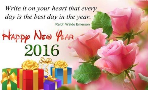 Hình ảnh chúc mừng năm mới 2016 đẹp và ý nghĩa nhất 19