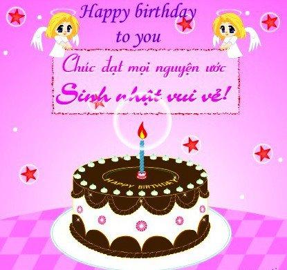 Những câu chúc sinh nhật người yêu ngắn gọn và ngọt ngào nhất -4