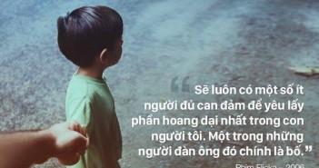 Những câu nói hay và ý nghĩa nhất về cha bằng tiếng anh -1