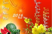 Tin nhắn sms chúc mừng năm mới hay và độc đáo nhất -2