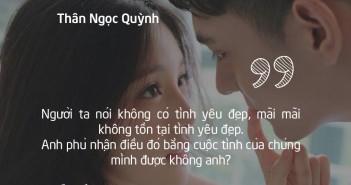 Những câu nói hay trong tình yêu đầy tâm trạng của bạn trẻ -11