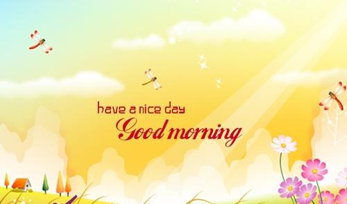 Những lời chúc buổi sáng hay ý nghĩa bằng hình ảnh đẹp đáng để đăng lên tường 8