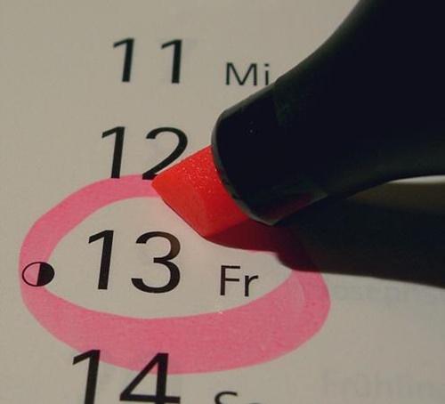 thu 6 ngay 13 nam 2016 la mot ngay rat den dui mang lai nhieu xui xeo1 Thứ 6 ngày 13 là một ngày sẽ rất đen đủi mang lại nhiều xui xẻo