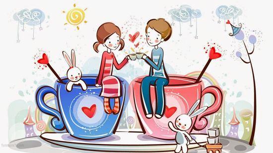 Những hình ảnh đẹp về tình yêu lãng mạn dễ thương nhất dành cho cặp đôi tình nhân - 7