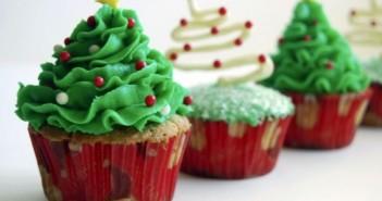 Hình ảnh những chiếc bánh Cupcake đẹp và dễ thương cho giáng sinh -1
