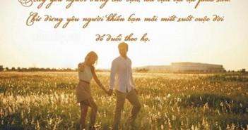 Những câu nói hay trong ngôn tình ý nghĩa nhất đáng để bạn suy ngẫm 7